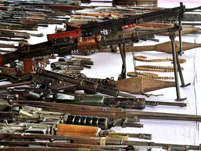 کالعدم تنظیم سے تعلق رکھنے والے4 فراری کمانڈرز نے ہتھیار ڈال دیئے