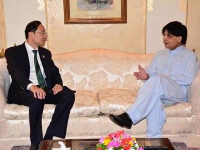 چین نے اقتصادی راہداری منصوبے پر کام کرنیوالے اپنے کارکنوں کےلئے پاکستان سے بہتر سکیورٹی مانگ لی
