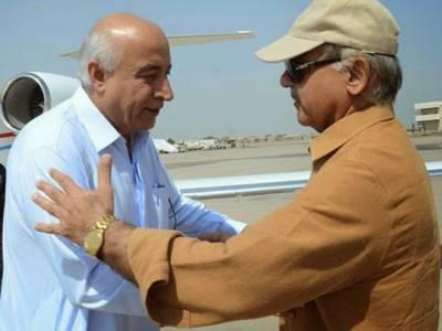 شہباز شریف اور عبدالمالک بلوچ کی ملاقات ،باہمی دلچسپی کے امور ،صوبائی ہم آہنگی اور ملکی صورتحال پرتبادلہ خیا ل