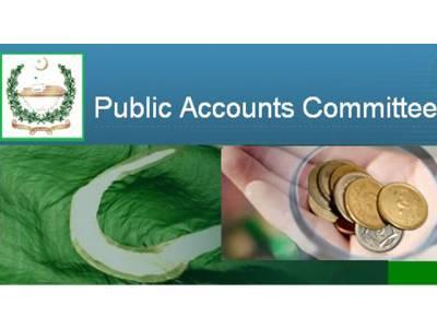 پی اے سی ذیلی کمیٹی کا اجلاس، 9 لاکھ قرض پر ایک کروڑ 90 لاکھ سود لگنے کا انکشاف