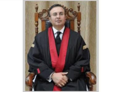 تبدیلی لیپ ٹاپس سے نہیں ،سوچ سے آتی ہے :جسٹس منصور علی شاہ