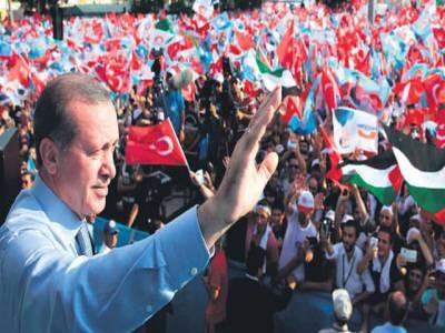پاکستان کے دوست ترک صدر طیب اردگان کی پارٹی پارلیمانی الیکشن واضح اکثریت سے جیت گئی