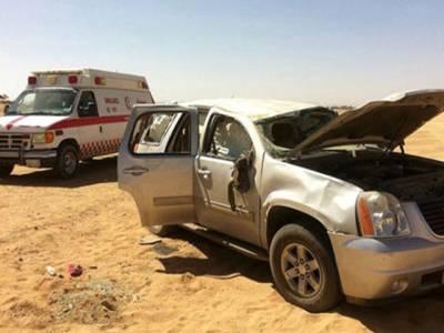 گاڑی چلانے کی اجازت نہ ہونے کے باوجود سعودی عرب میں خواتین 40فیصدحادثات کا باعث بننے لگیں:پولیس