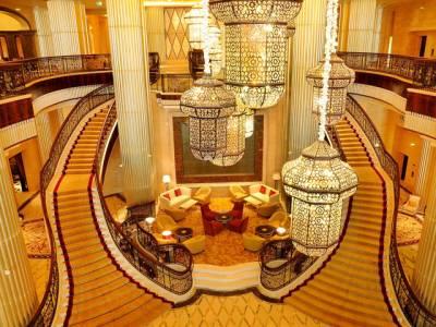 متحدہ عرب امارات کا وہ ہوٹل جہاں ایک رات کا قیام 11 لاکھ روپے میں کیونکہ۔۔۔