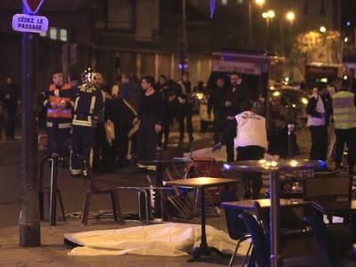 خوشبوؤں کا شہر پیرس بارود کی بو میں تبدیل،ہلاکتوں کی تعداد 178 ہو گئی،80 زخمیوں کی حالت نازک،داعش نے حملوں کی ذمہ داری قبول کر لی