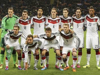 فرانس میں حملوں سے قبل جرمن فٹ بال ٹیم کے ہوٹل میں بم کی افواہ کا انکشاف