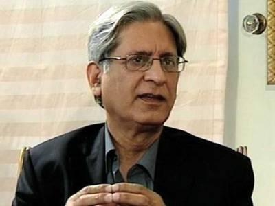 اعتزاز احسن الیکشن کمیشن میں پی ٹی آئی کے وکیل بن گئے