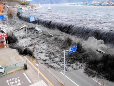 جاپان میں 7 شدت کا زلزلہ، ایک فٹ بلند سونامی کی لہریں پیدا ہوگئیں