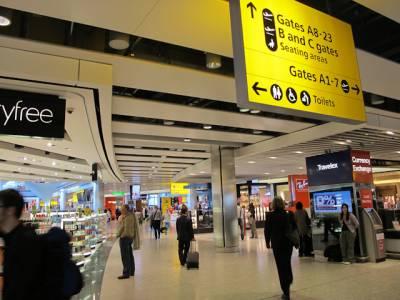 برطانیہ کے گیٹ وک ایئرپورٹ پر مشتبہ پیکٹ کی موجودگی کی اطلاع، ٹرمینل خالی کرالیاگیا