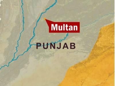 ملتان:شیر شاہ بائی پاس پر ٹریفک حادثہ،پانچ افراد شدید زخمی