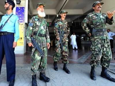 اے ایس ایف کی جانب سے ملک بھر کے ایئرپورٹس پر سیکیورٹی ہائی الرٹ کر دی گئی