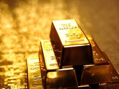 سونے کی فی تولہ قیمت 350 روپے کمی کیساتھ 45,250 روپے ہو گئی