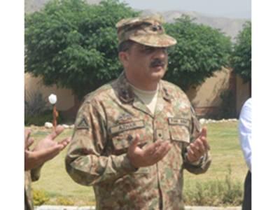 آپریشن ضرب عضب :سیاسی اقدامات سست روی کاشکار ہیں :میجر جنرل اظہر عباسی