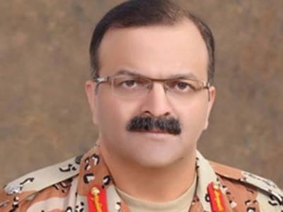ڈی جی رینجرز سندھ نے مخالفانہ اشتہارات اور اشتعال انگیز تقاریر کا نوٹس لے لیا