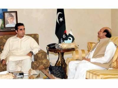 آصف زرداری نے سندھ کی قیادت کو دبئی طلب کر لیا