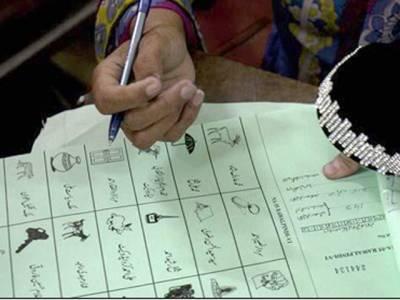 بلدیاتی انتخابات: کراچی میں خواتین کو ووٹ ڈالنے سے روکنے کا انکشاف