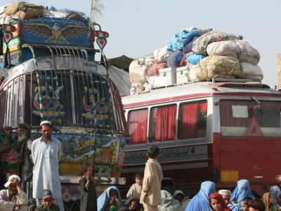 افغان مہاجرین کو مزید 2 سال پاکستان میں قیام کی اجازت دینے کا فیصلہ