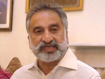 ذوالفقار مرزا نے پارٹی رجسٹریشن کیلئے درخواست دے دی