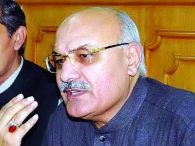 تحریک انصاف کا کوئی سیاسی مستقبل نہیں ،پرویز خٹک کےلہجے پر افسوس ہے:میاں افتخار حسین