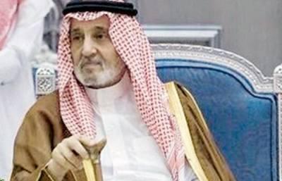 شاہ فیصل کے صاحبزادے شہزادہ بندر الفیصل انتقال کر گئے
