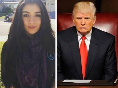 امریکی صدارتی امیدوار کا اسلام دشمن مطالبہ، نوجوان مسلم لڑکی نے جواب میں ایک ایسی بات کہہ دی کہ پوری دنیا عش عش کر اٹھی