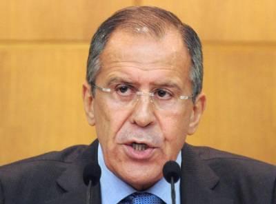 روسی وزیر خارجہ نے طیارہ مار گرائے جانے پر ترکی کا دورہ منسوخ کردیا