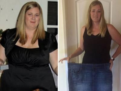 خاتون نے غذا میں صرف ایک تبدیلی کرکے چند ماہ میں 41 کلو وزن کم کر ڈالا، آپ بھی آزما کر دیکھیں