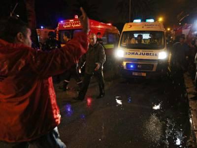 تیونس میں بس پر حملہ ، 12 فوجی جاں بحق ،متعدد زخمی