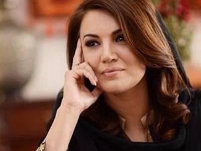 ریحام خان نے پاکستان واپسی پر سکیورٹی مانگ لی