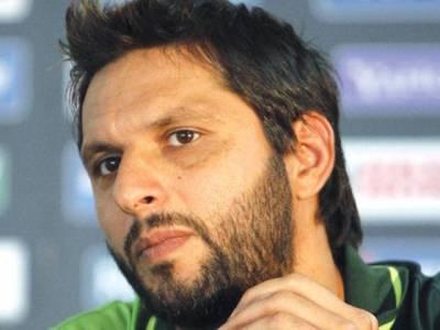 بھارت نے سیکیورٹی دی تو ٹی ٹوئنٹی ورلڈ کپ کھیلنے جائیں گے :شاہد آفریدی