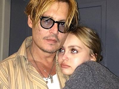 2007 ءمیں بیٹی کی بیماری میری زندگی کے سیاہ ترین دن تھے:جانی ڈپ