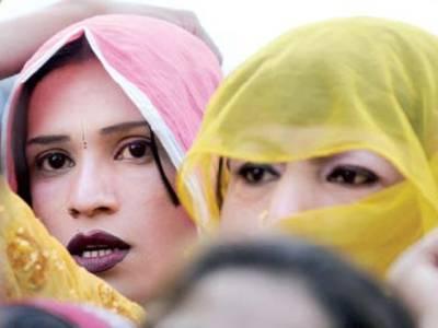 کراچی کے خواجہ سراﺅں کا بلدیاتی الیکشن کے بائیکاٹ کا اعلان