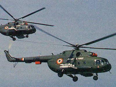 5 برسوں میں 30 جنگی ہیلی کاپٹر تباہ ، 50 اہلکار ہلاک