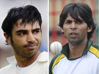 سپاٹ فکسنگ کیس ، سلمان بٹ اور محمد آصف کو ڈومیسٹک کرکٹ کھیلنے کی اجازت ملنے کا امکان