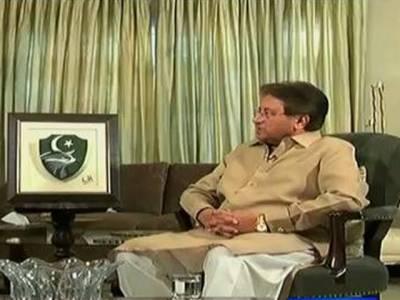 حامد میر کو کبھی پیشکش نہیں کی ، خود بھی 15کروڑروپے دے تو انہیں قبول نہیں کروں گا:پرویز مشرف