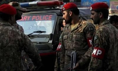 ملٹری پولیس حملہ، پولیس چیف کا وزارت داخلہ کومراسلہ، ملزمان کی نشاندہی پر ایک کروڑ روپے بطور انعام دینے کی سفارش