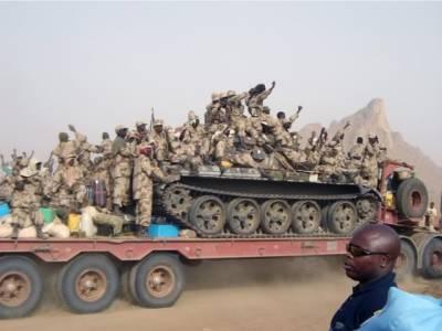 سوڈان کا مزید 1500فوجی یمن بھیجنے کا اعلان