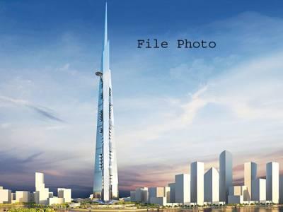 جدہ ٹاورکا منصوبہ اہم مرحلے میں داخل، 2020 میں ایک کلومیٹر تک فضا میں بلند ہو گا