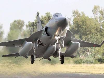 مصر کا پاکستان کے جے ایف 17تھنڈر طیارے کی خریداری میں دلچسپی کااظہار