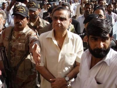 کراچی : ڈاکٹر عاصم سے ناصر شاہ اور دیگر وزرا کی ملاقاتیں،موبائل استعمال کرنے کی اجازت