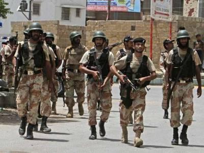 رینجرز اختیارات آج ختم، توسیع کیلئے قائم علی شاہ کو دبئی سے حکم کا انتظار
