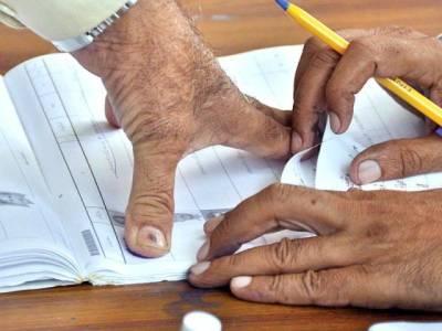 بلدیاتی انتخابات ، ضابطہ اخلاق کی خلاف ورزی ،7سالہ بچے نے اپنے والد کا ووٹ کاسٹ کیا