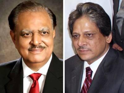 صدر پاکستان اور گورنر سندھ نے ووٹ کاسٹ کرنے کا قومی فریضہ ادا نہ کیا