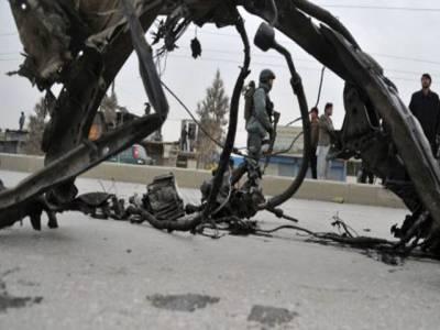 افغانستان میں پولیس ہیڈکوارٹر پر خودکش حملہ ، اہلکاروں سمیت 12افرادجاں بحق