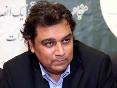 بلدیاتی انتخابات میں ناکامی، تحریک انصاف کے رہنماء علی زید ی مستعفی