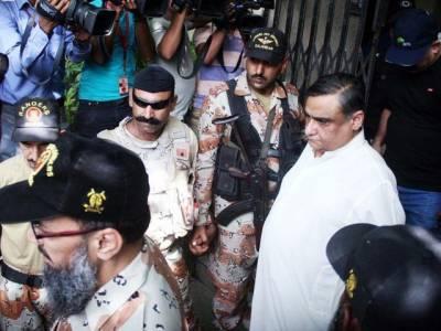 ڈاکٹر عاصم حسین کا صحت جرم سے انکار، مکمل سیکیورٹی فراہم کرنے کا حکم