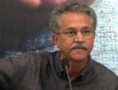 کراچی آپریشن پر تحفظات ہیں لیکن اسے روکنا نہیں چاہیے ,ووٹ دینے والوں کو ڈرایا جا رہا ہے:وسیم اختر