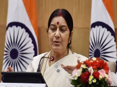 اقتصادی ترقی افغانستان میں امن کا راستہ، انڈیا افغانستان تجارت میں پاکستان کا کردار اہم ہوگا: بھارتی وزیر خارجہ