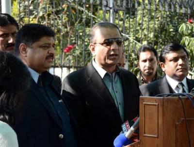 سردار ایاز صادق دھاندلی پر ضمنی الیکشن میں بھی ڈی سیٹ ہوں گے: علیم خان