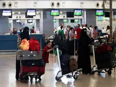 ہزاروں ڈالر دے کر مصری شہری پاسپورٹ کے بغیر جدہ سے قاہرہ پہنچنے میں کامیاب ہوگیا
